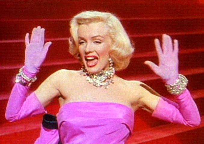 Marilyn Monroe - sex simbol