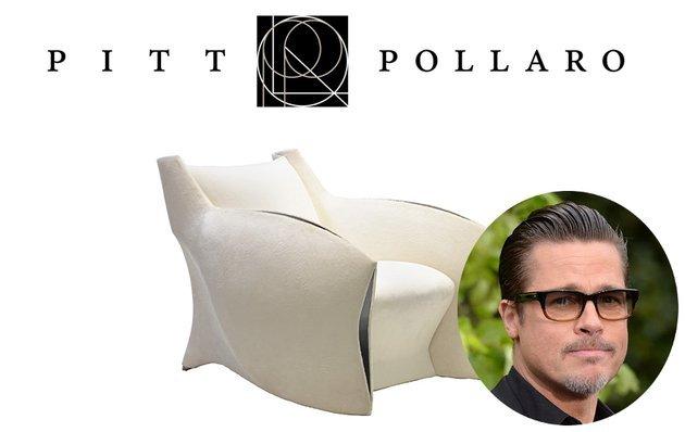 Brad Pitt Furniture Design