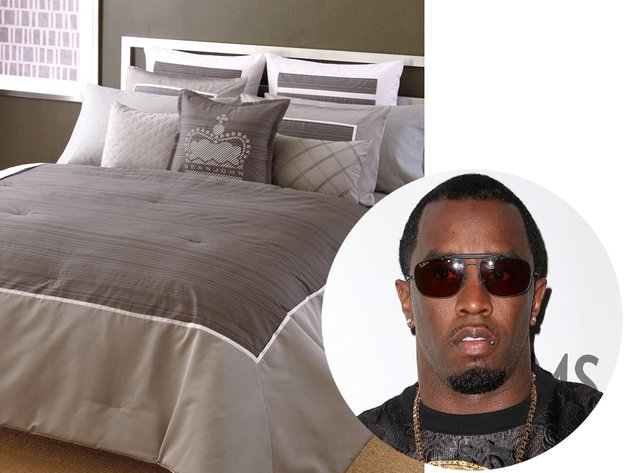 Diddy's Sean John Home Collection