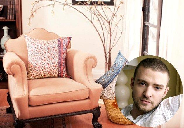 Justin Timberlake for HomeMint