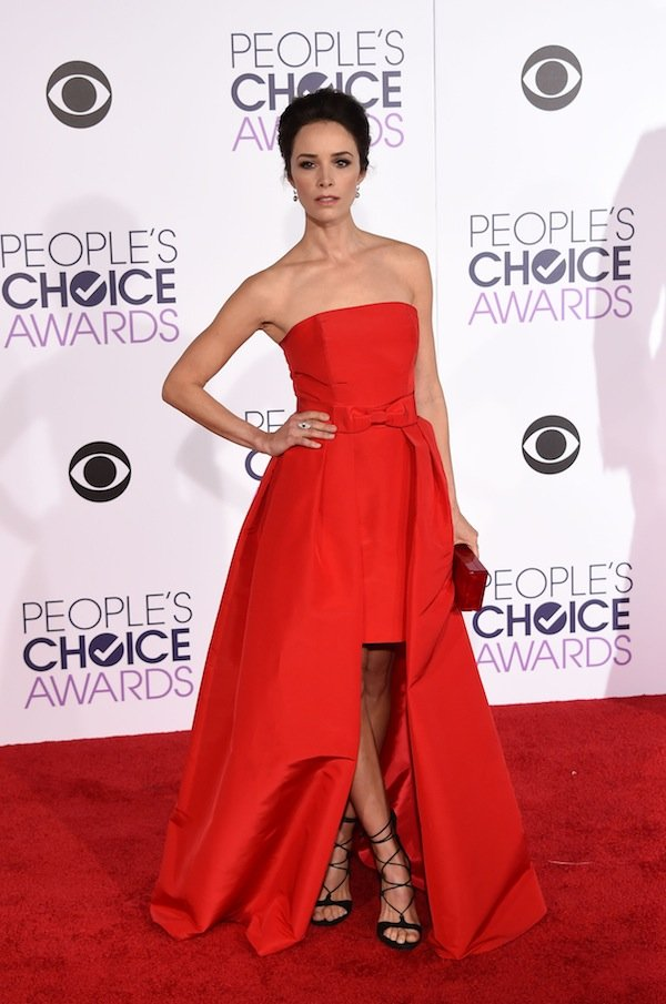 US-ENTERTAINMENT-PEOPLE'S CHOICE AWARDS