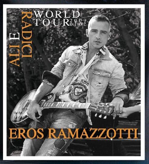 Eros Ramazzotti vine in Romania