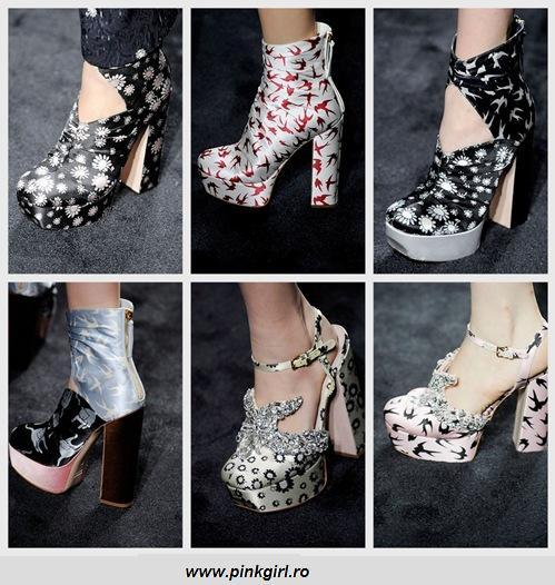 Colectia de pantofi primavara/vara 2010 Miu Miu