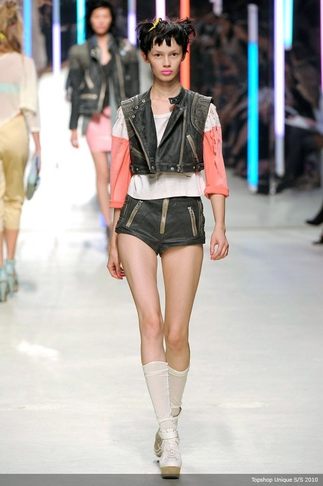 Pantalonii scurti trend 2010