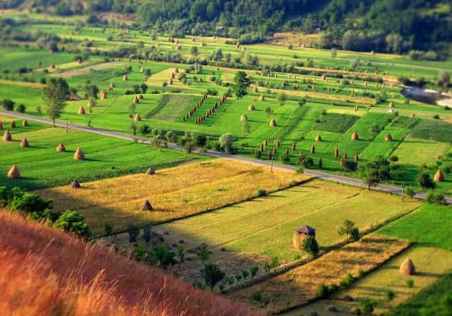 Cele mai vizitate si minunate locuri din Romania