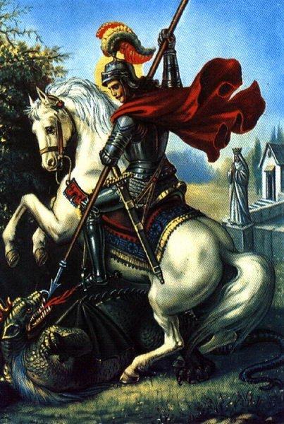23 Aprilie – Sfantul Gheorghe, purtatorul de biruinta – legende