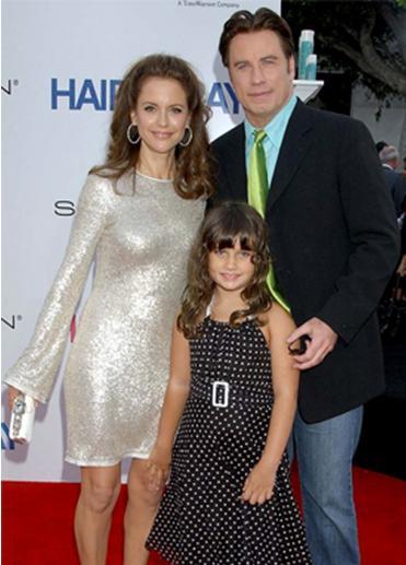 Kelly Preston, sotia lui John Travolta, este insarcinata