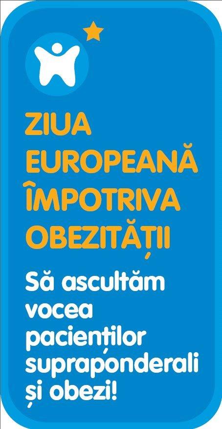 Ziua Europeana Impotriva Obezitatii – 22 mai 2010 – activitati in Romania