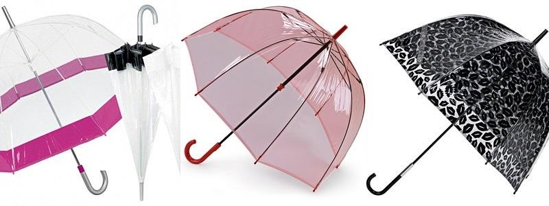 Modele originale de umbrele ce se poarta in aceasta toamna