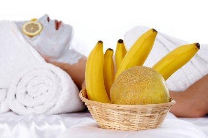 Cele mai importante beneficii ale bananelor asupra pielii