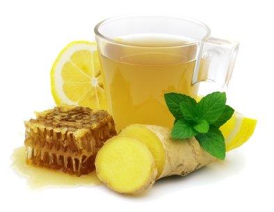 Ceaiul de ghimbir, lămâie și miere împotriva răcelii și gripei