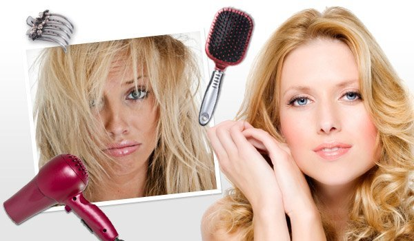 Cauzele aparitiei părului aspru și deteriorat