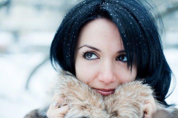 Trucuri de îngrijire a părului pe timpul iernii