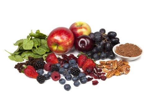 Top 5 cele mai bune alimente antioxidante care sporesc frumusețea naturală.