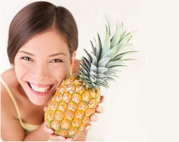 Ananasul – beneficii uimitoare pentru piele