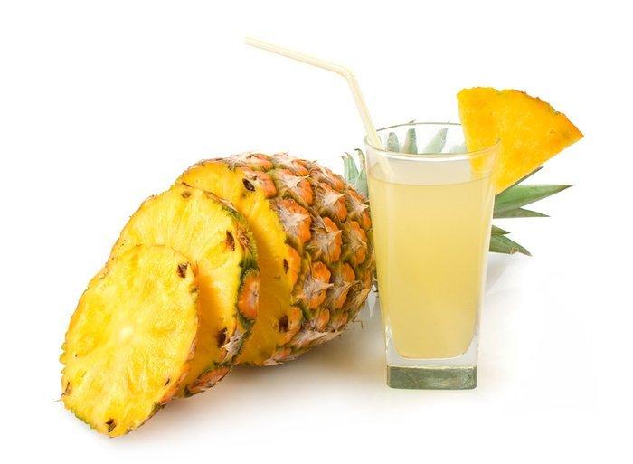6 beneficii ale sucului de ananas pentru sănătate