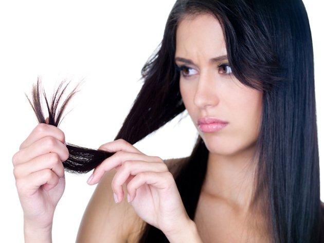 Cauze care duc la despicarea firului de păr