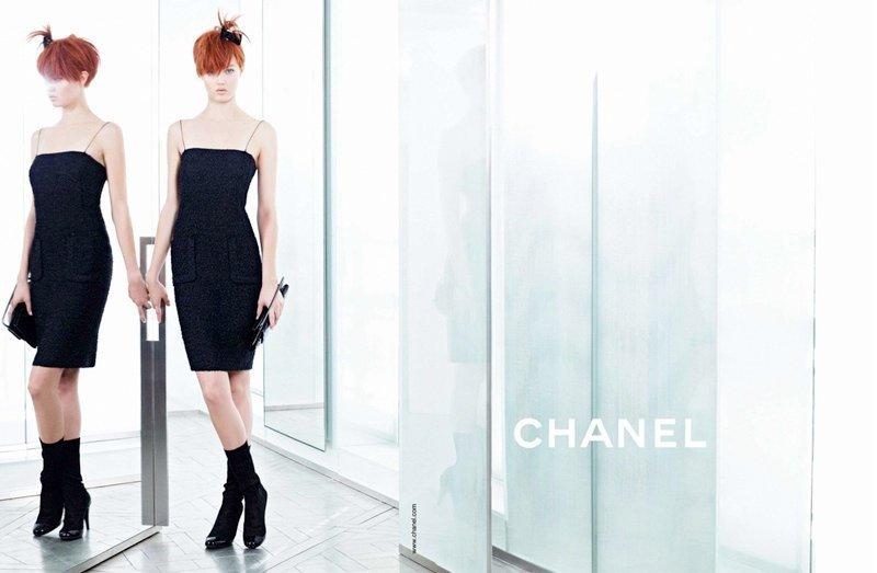 Colecția Chanel pentru primăvara / vara 2014