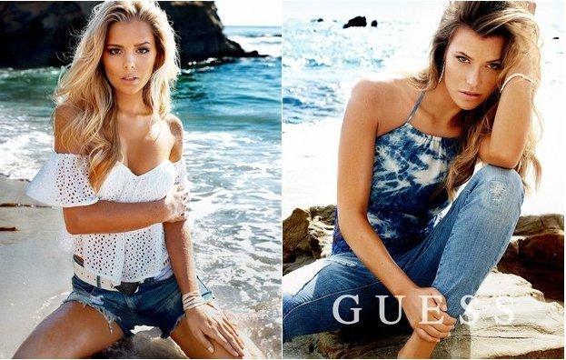 Colecția Guess primăvară / vară 2014 –  Tendințe Guess primăvară / vară 2014