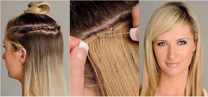 Tutorial: Cum să aplici extensii permanente pentru păr la domiciliu