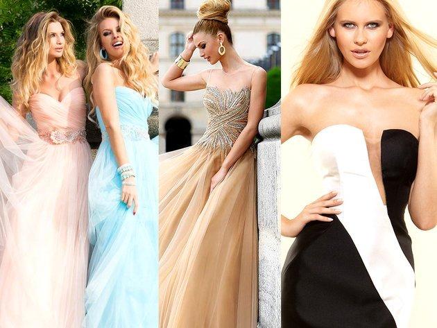 rochii de bal 2014