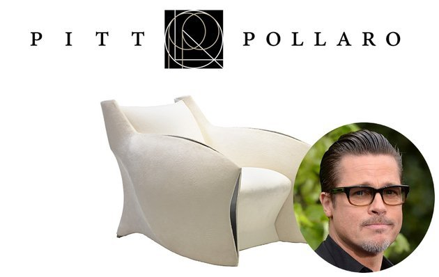 Brad Pitt Furniture Design