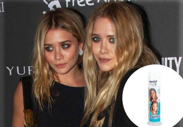 Pasta de dinti Olsen Twins Aquafresh BubbleCool