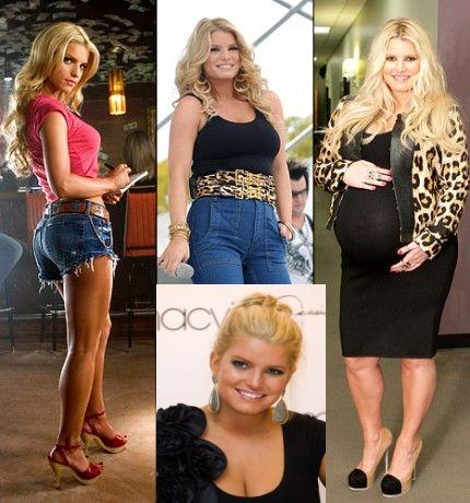 Plan de dieta – Afla cum a slabit Jessica Simpson 30 kg!