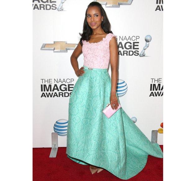 Kerry Washington, 2013 NAACP Image Awards