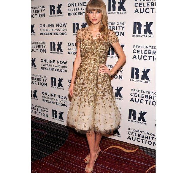 Taylor Swift, 2012 Ripple of Hope Gala