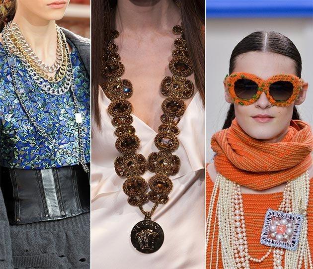 Tendințe accesorii pentru toamna / iarna 2014-2015
