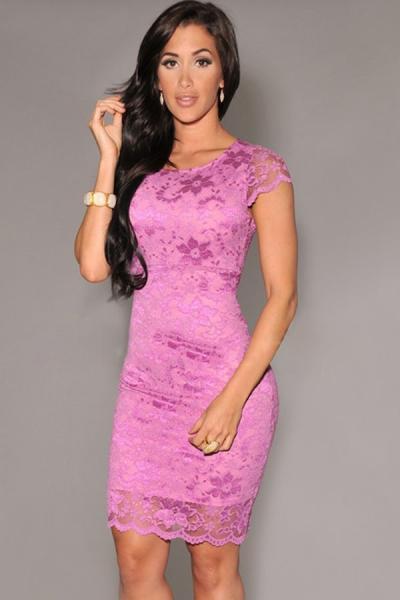 Modele de rochii din dantela la moda