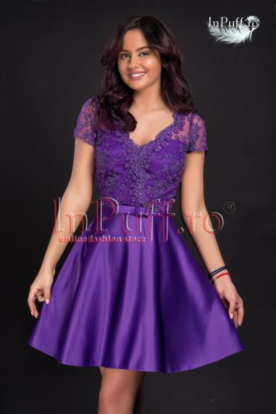 Modele de rochii mov de seara online