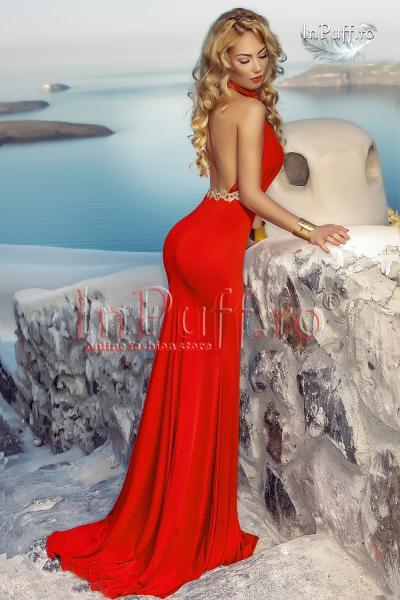 Modele de rochii rosii elegante online