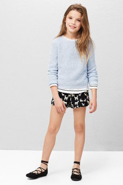 Pulovere la moda pentru copii