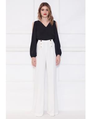 Pantaloni evazati la moda online