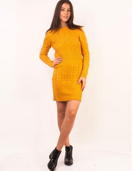 Pulovere tip rochie de dama online