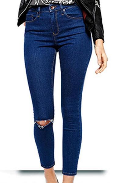 Modele de blugi fashion pentru femei