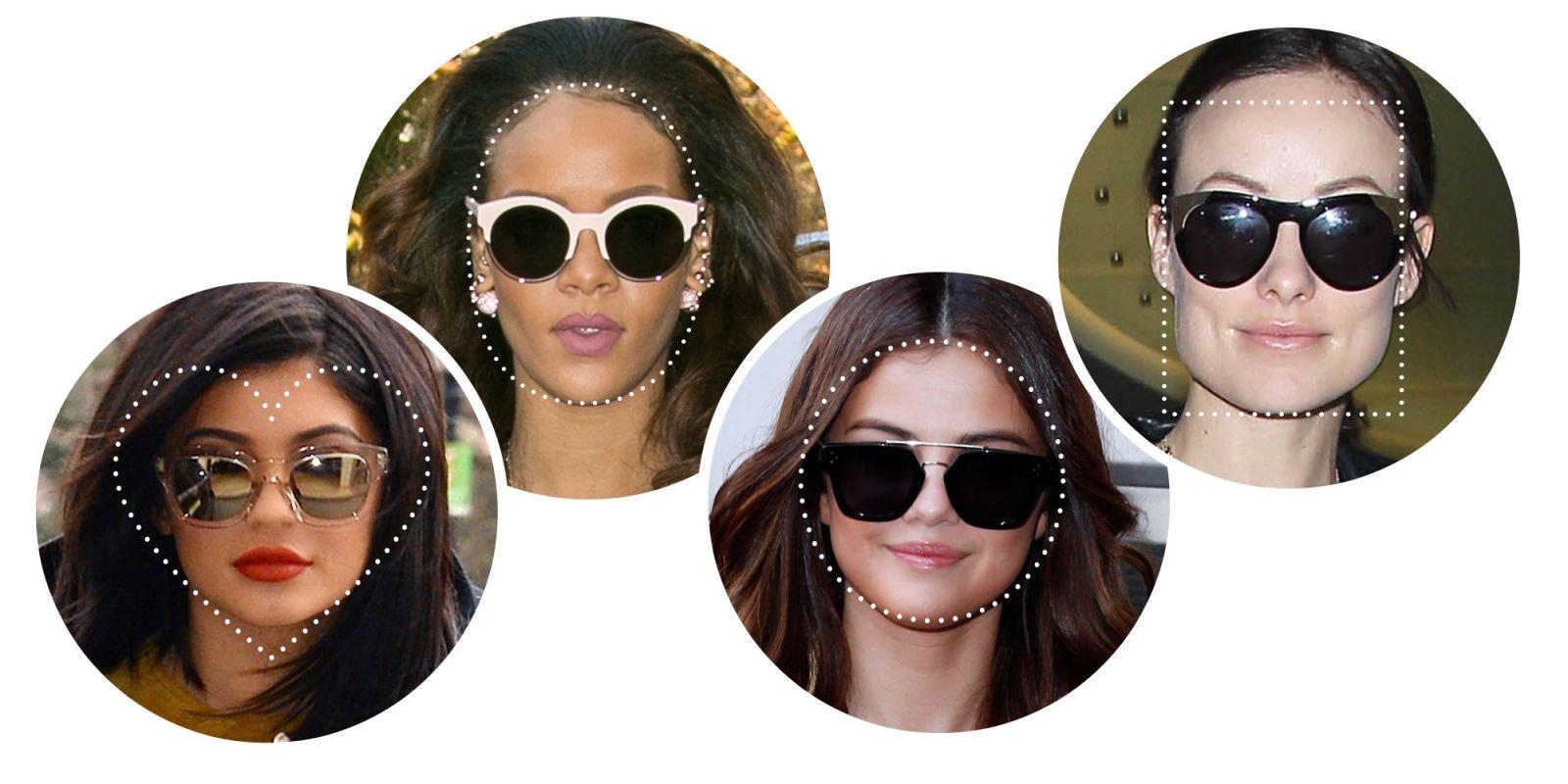 Cum alegi ochelarii de soare în funcție de forma feței