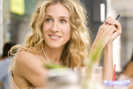 Make-up and the City: Carrie Bradshaw
