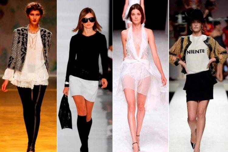 Modele romance pe catwalk-ul international