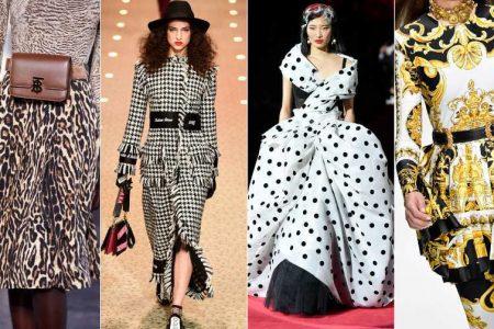 Imprimeuri iconice la moda